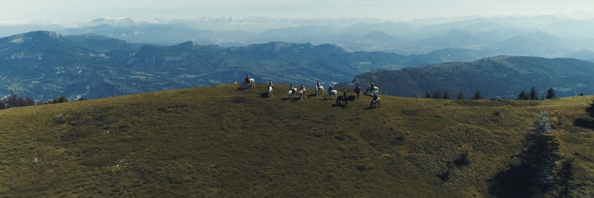 riding experience top of provence