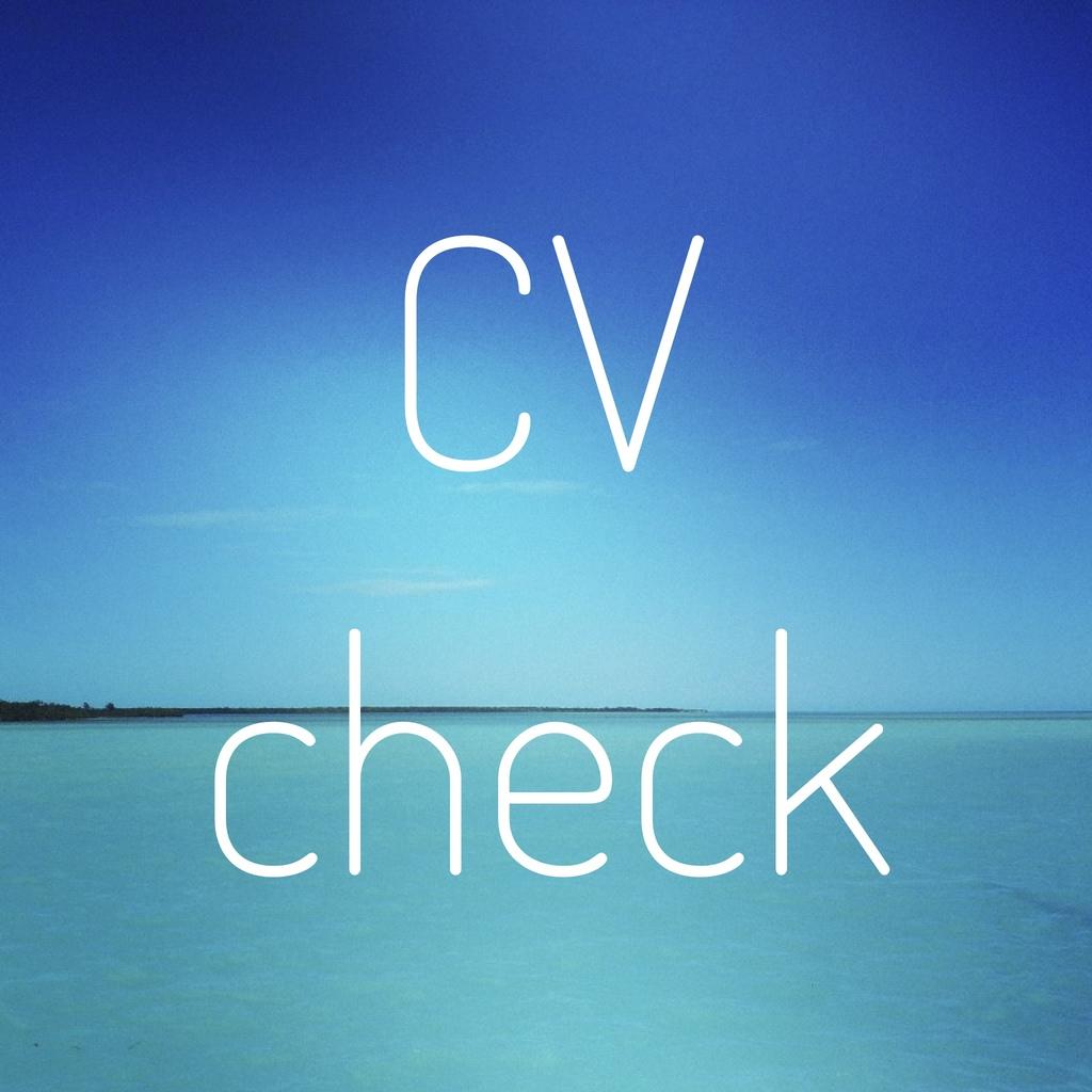 pimp your CV