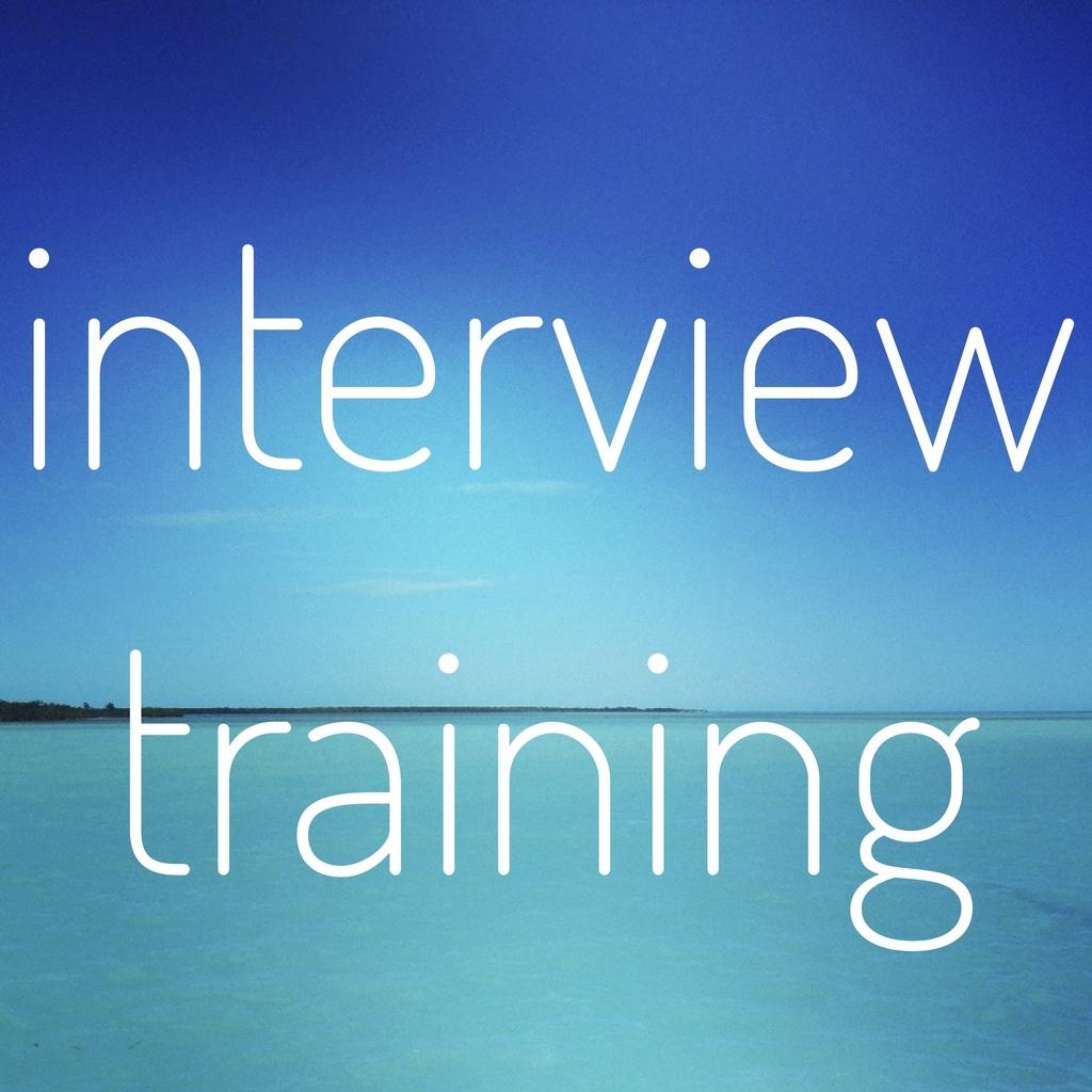 prepare job interviews
